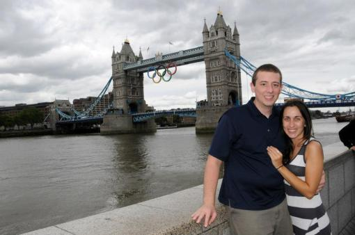 2012 Olympics with Jarrett and a visit to Paris in August.