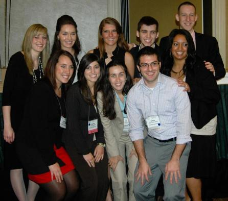 Elected as the PRSSA National President in March.