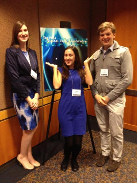 Attended the PRSA Digital Impact Conference in April.